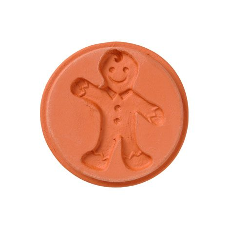 Christmas Cookie Stamp – gingerbread boy
