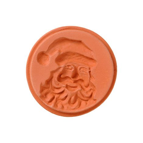 Christmas Cookie Stamp – santa
