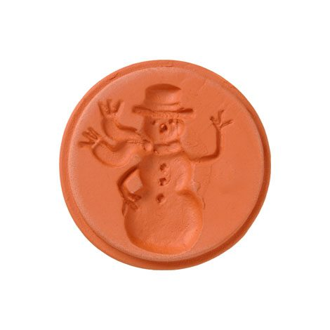 Christmas Cookie Stamp – snowman